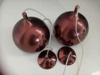 Bronze Decorative Hanging Lights