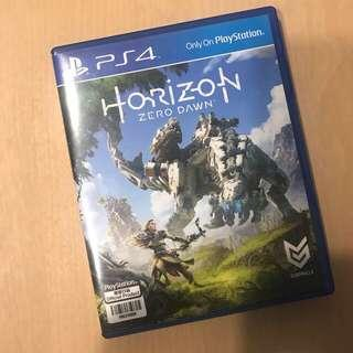 Horizon for PS4