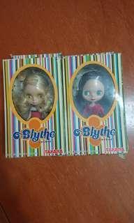中古blythe(小b女)出售