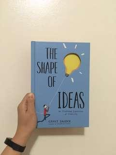The Shape of Ideas by Grant Snider [Hardbound]