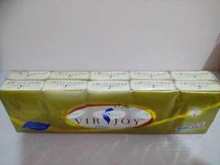 Virjoy 紙巾 (10包裝)