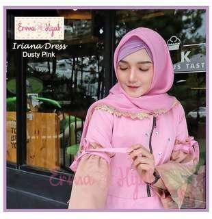 square dustypink by ermahijab