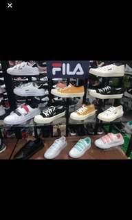 🚚 FILA餅乾鞋