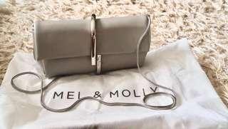 💯Malaysian Fashion Designers Mel&Molly Clucth