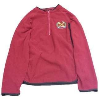 🚚 Army Officer OCS Maroon Jacket