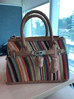 🚚 Cute Woven Straw Handbag