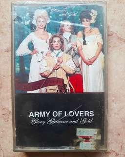 #4 Sale.. 📻 Army Of Lovers - Glory Glamour & Gold 📼 New/Sealed