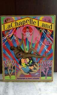 BOOK- LACHAPELLE LAND - Photographs by David LaChapepple