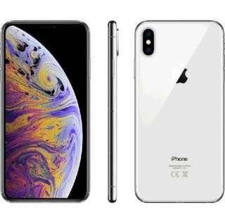 BNIB Iphone Xs Max 64GB Silver