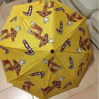 Parkway Parade Umbrella + Matching Tote Bag