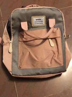實用袋 媽媽袋 多用途背包