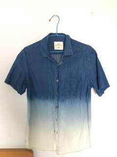 🚚 棉質短袖襯衫