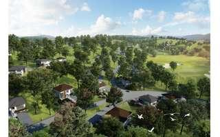 Residential lots with Metro Manila view and Golf course