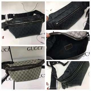 Gucci Beltbag and sidebag unise,