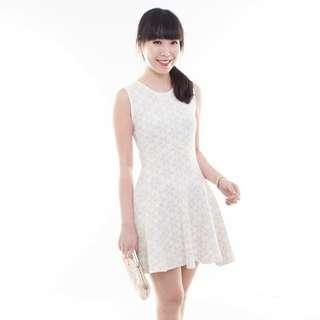 🚚 [FREE DELIVERY] Quinn Knit Dress (where's Cinderella)