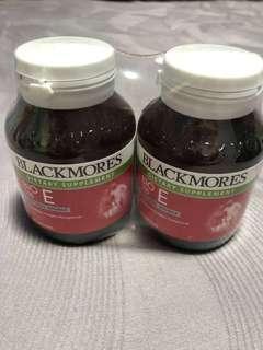 🚚 Blackmores Bio E 500IU Twin Pack