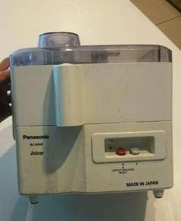 Panasonic Juicer Maker Machine