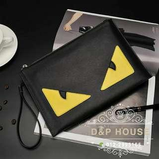 Authentic FENDI Clutch Bag