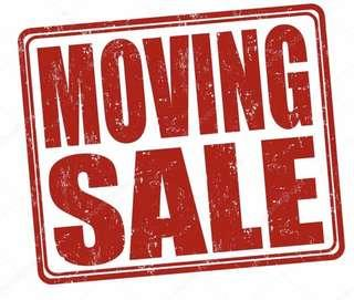 [FREE DELIVERY] Moving out sales