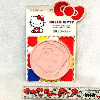 Hello kitty ceramic coaster