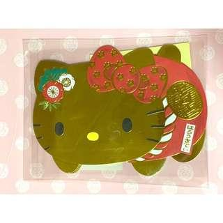 Hello kitty money envelope