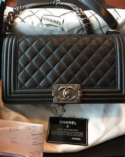 Chanel Boy Medium bag