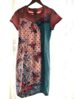Batik tulis dress
