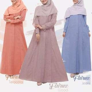 Fairuz Dress by Ayudia Indonesia Warn Jeans