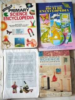 🚚 Science Encyclopedias (Primary)