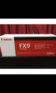 🚚 碳粉夾 全新 canon CRG-FX-9