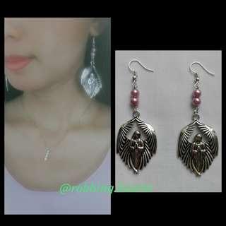 🚚 [In Stock] Handmade in SG Blessed Angel Earrings