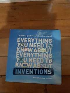 Inventions Book #SwapAU