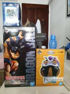Ichiban kuji dragon ball dokkan battle last prize set