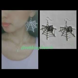 🚚 [In Stock] Handmade in SG Lucky Irish Lace Earrings