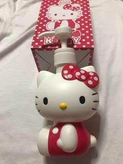 Hello Kitty Shower Bottle