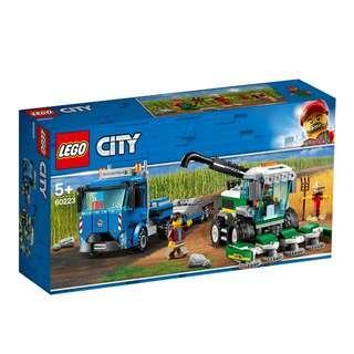 LEGO 60223 Harvester Transport 可門市或地鐵交收或順豐到付