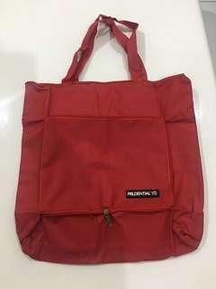 Tas prudential bisa di lipat