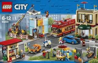 LEGO 60200 Capital City 門市或地鐵交收或順豐到付