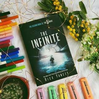 The Infinite & The 5th wave by Rick Yancey