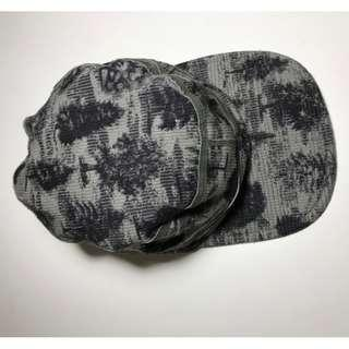White Mountaineering Forest Pattern Fitted Cap 山羊革森林迷彩軍帽