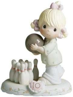 "Precious Moments Figurine - ""Age 10"""