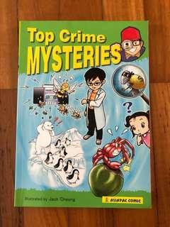 🚚 Top Crime Mysteries Comics