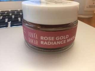 🚚 Sonya Dakar 好萊塢御用美容師品牌 玫瑰金光澤面膜 15ml