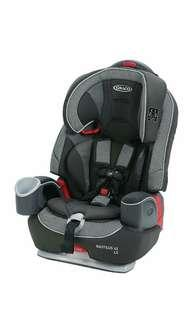 Brand New Graco Nautilus 65 LX 3-in-1 Harness Booster Car Seat, Conley