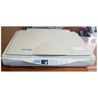 虹光A3高速USB介面掃瞄器AVISION FB6000U