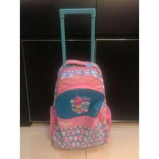 Smiggle Trolley Bag