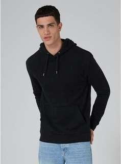 TOPMAN black hoodie