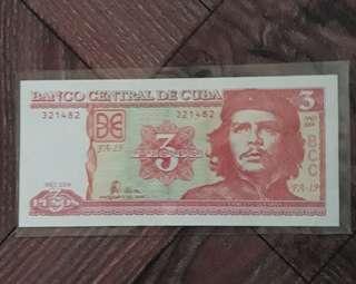 Cuba Banknote