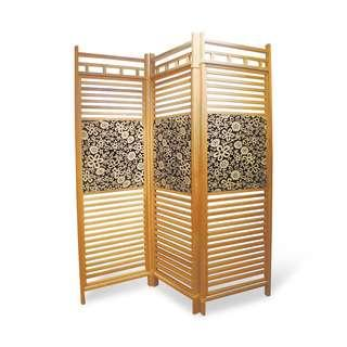 *SALES* Wood & Cloth Folding Partition