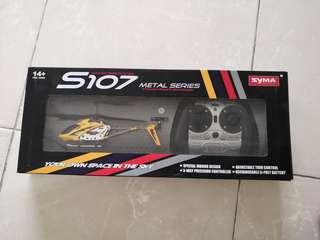 RC Helicopter s107 gyroscope system + spare part